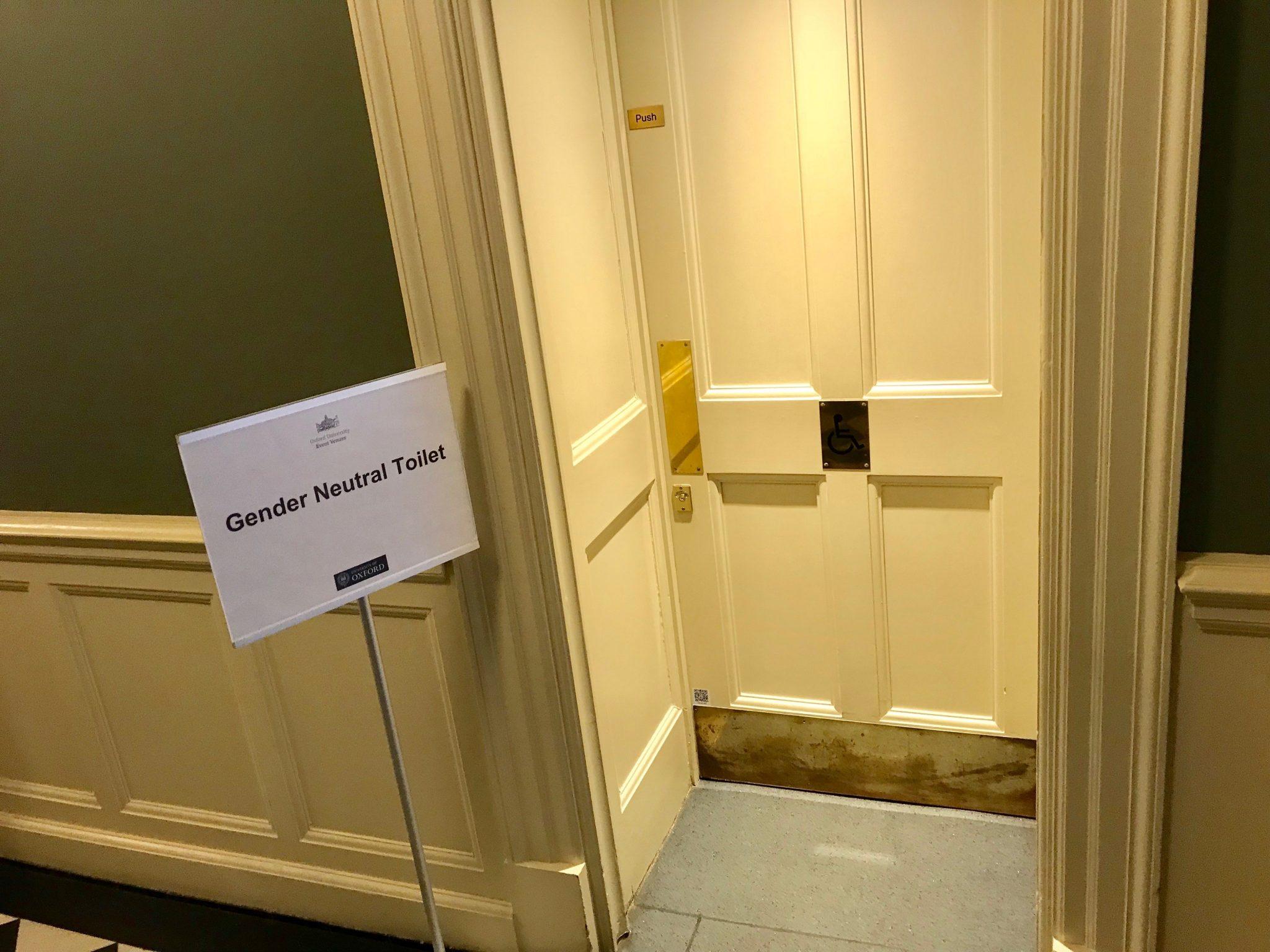 New College Jcr Debates Gender Neutral Bathrooms Cherwell