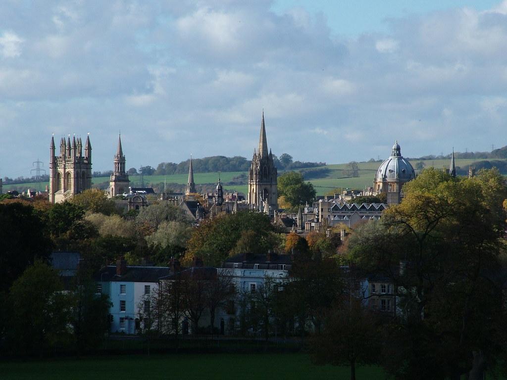 Oxford Lanscape