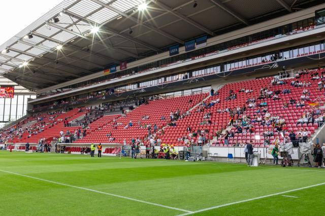 fans football stadium