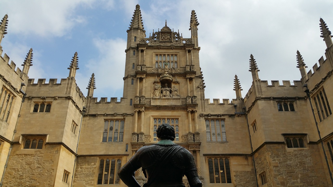 Old Bodleian Library