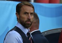 England men's football team manager Gareth Southgate